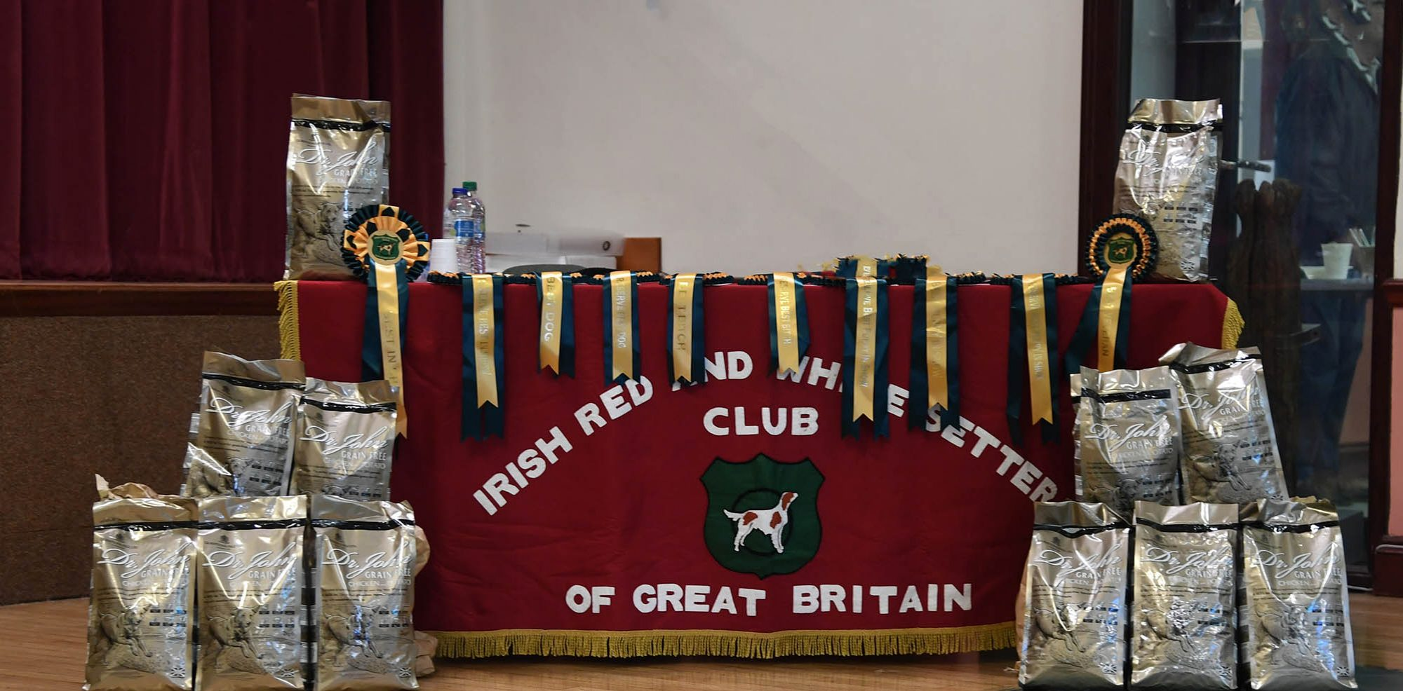 Irish Red and White Setter Club of GB