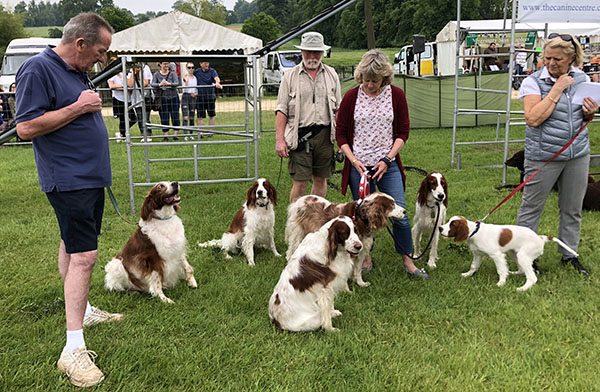 Members at Game Fair